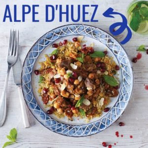 Food delivery in Les 2 alpes & Alpe d'Huez