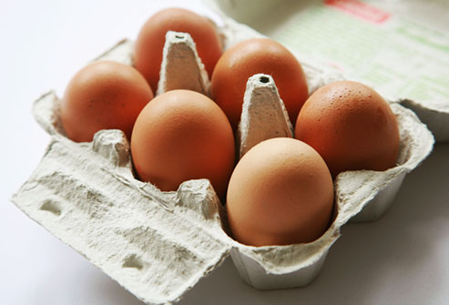 eggs pack of 6 huski